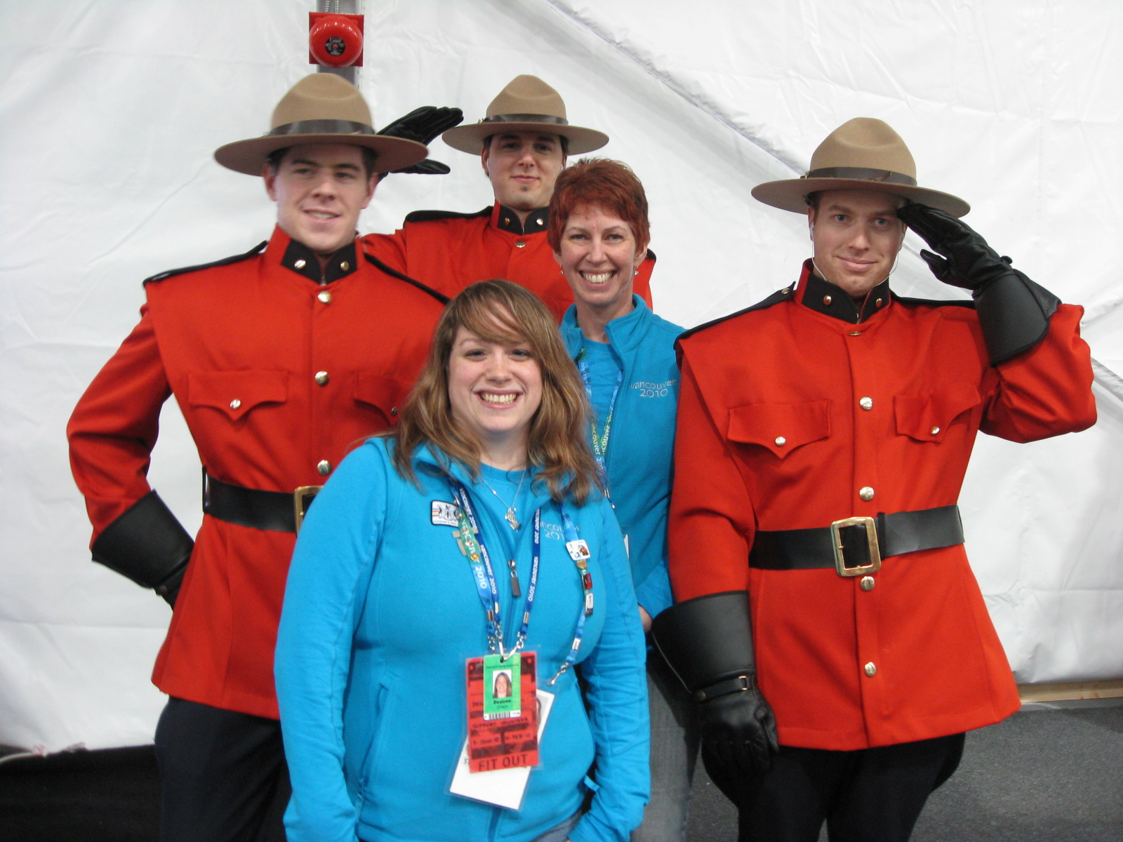 Closing Day #23 us and mounties