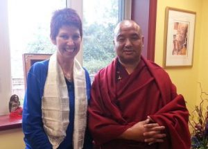 Lama Pema for Lois