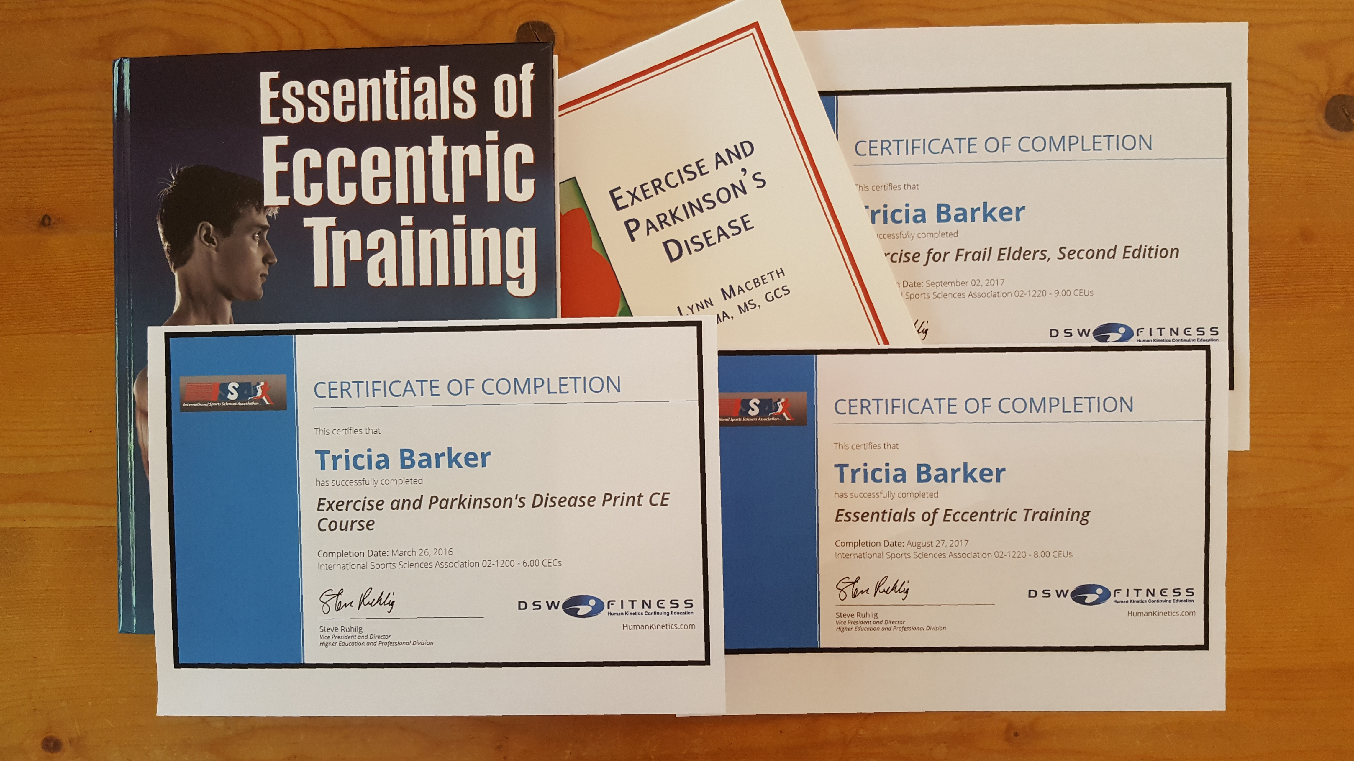 Im A Personal Trainer Tricia Barker Go Big Or Go Home