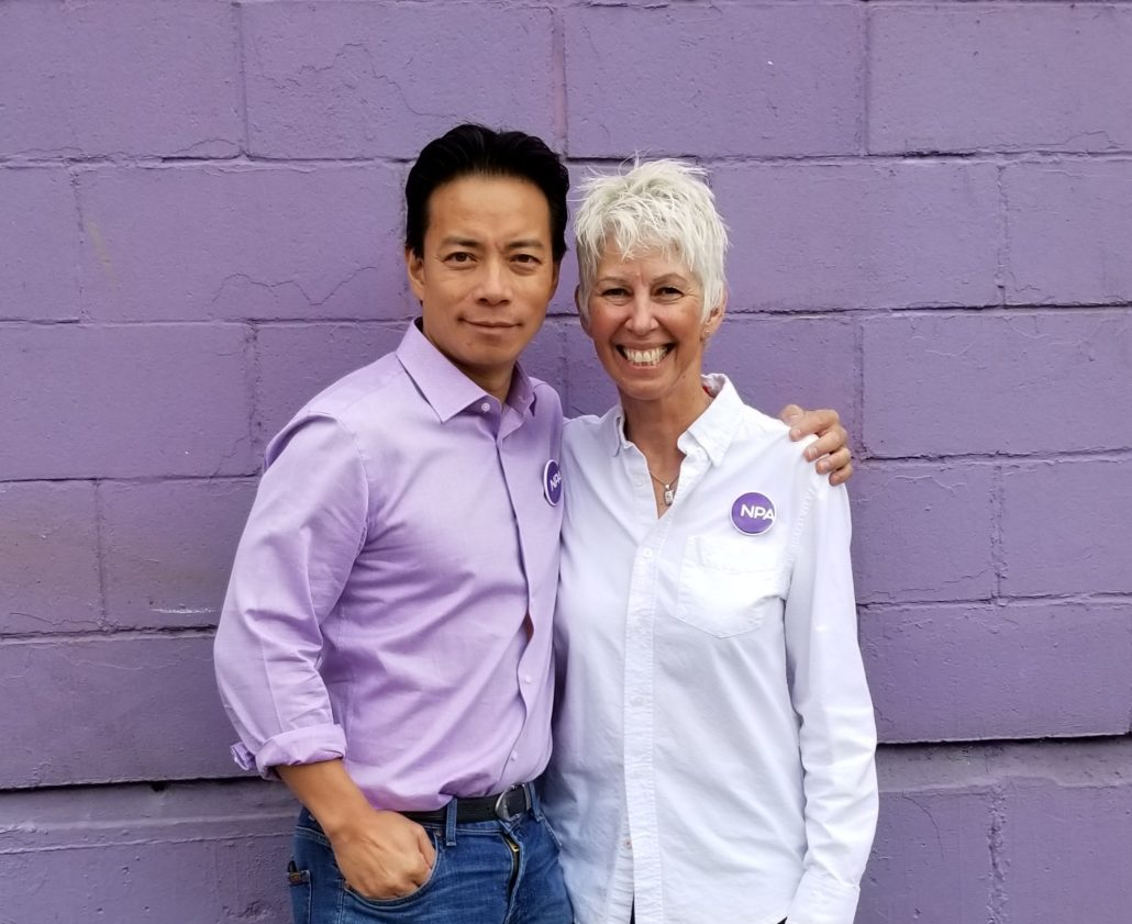 with Ken Sim